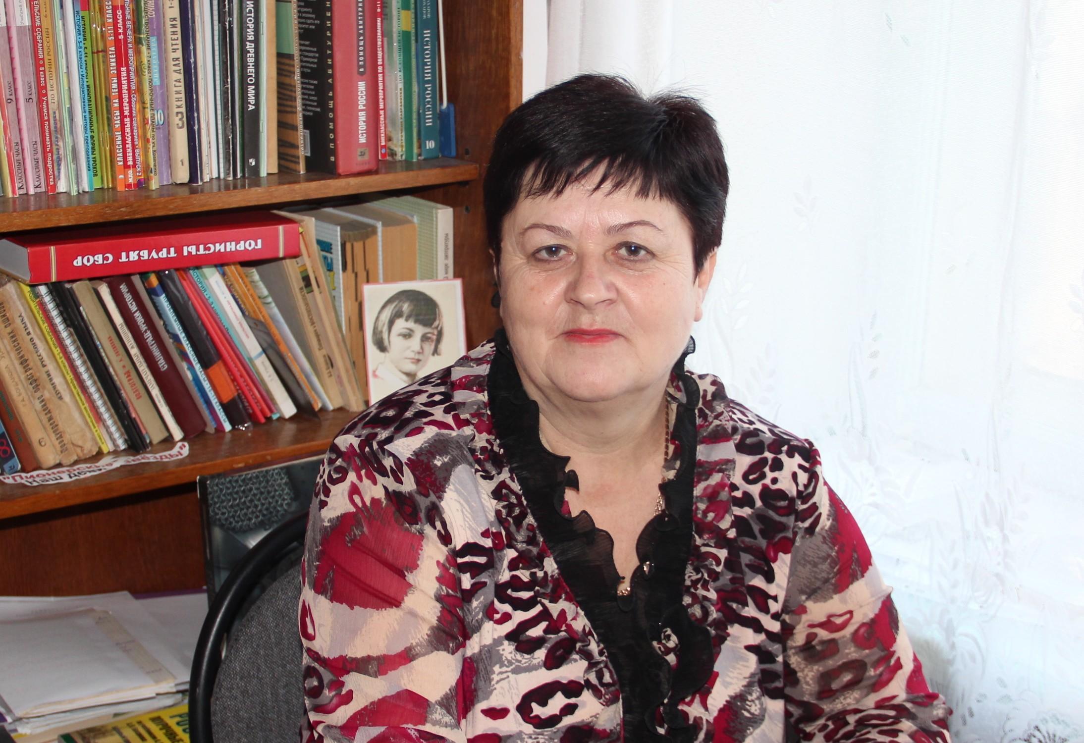 Никитина Людмила Викторовна